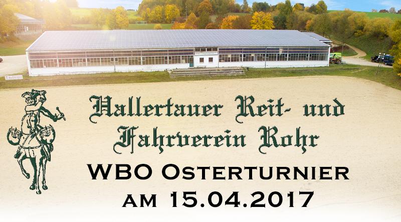 WBO Turnier 2017