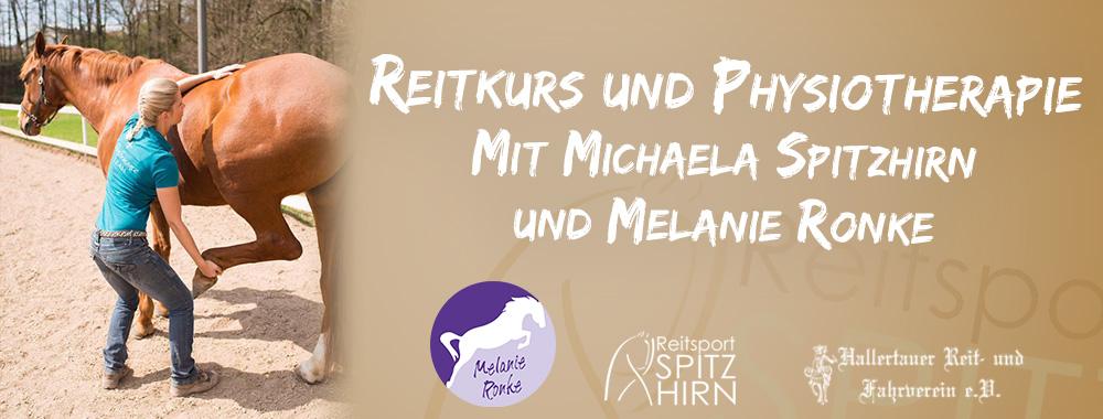 Reitkurs und Physiotherapie 28. – 29.04.2018