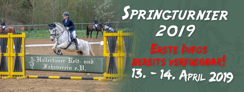Springturnier (WBO & LPO) 13.-14.04.2019